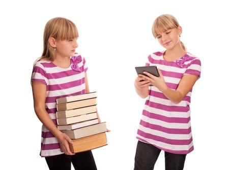 Leer en papel vs. leer en pantalla