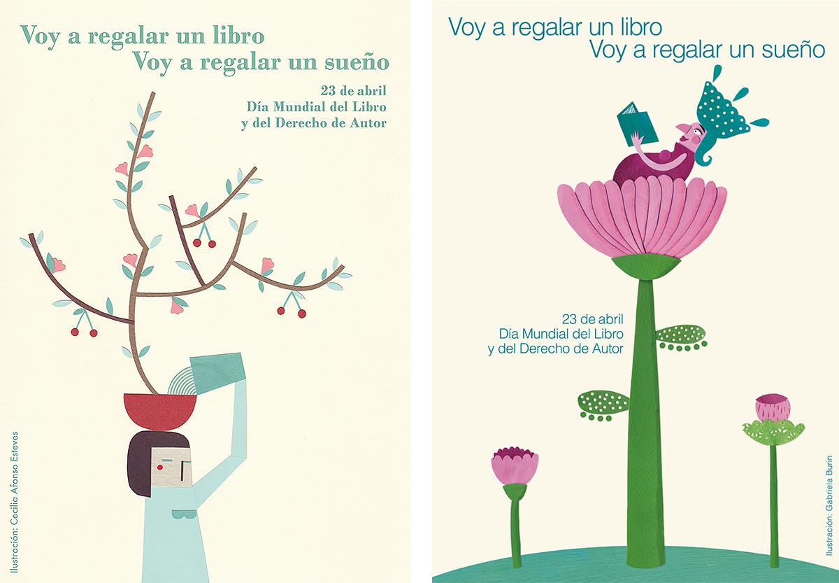 Día del Libro Estrella Flores-Carretero