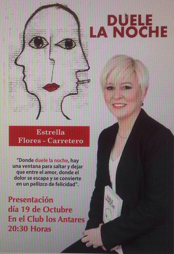 Duele la noche Sevilla Estrella Flores-Carretero